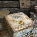 decoupage boite a bijoux idees de decoration