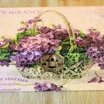 photo de boîte à bijoux de découpage