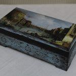options de photo de cercueil de découpage