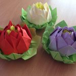 lotus de serviettes