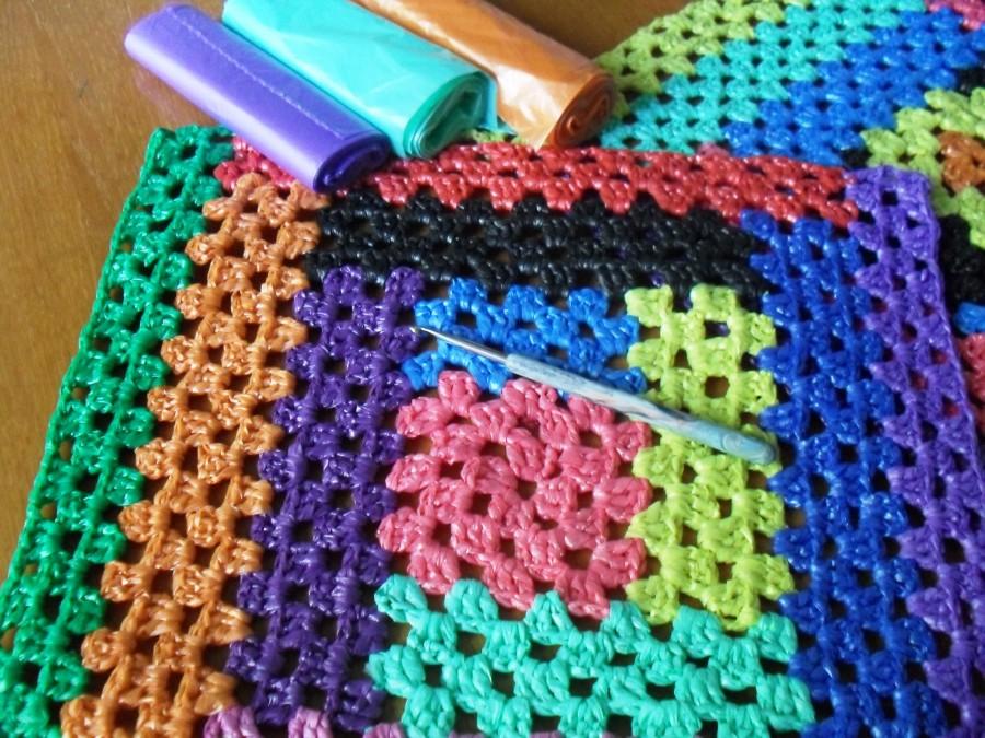 tapis de polyéthylène
