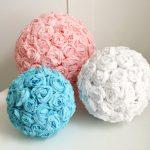 roses de serviettes idées idées