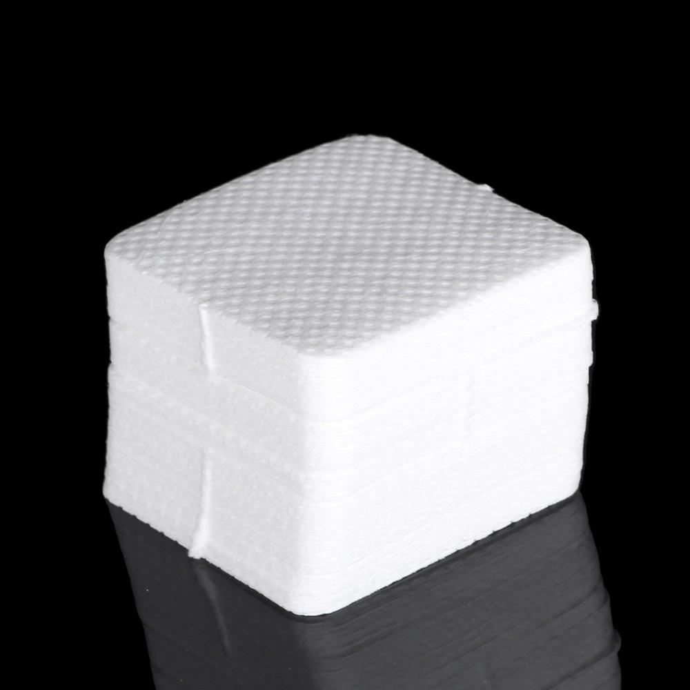 lingettes non pelucheuses pour des idées de design pour polir le gel