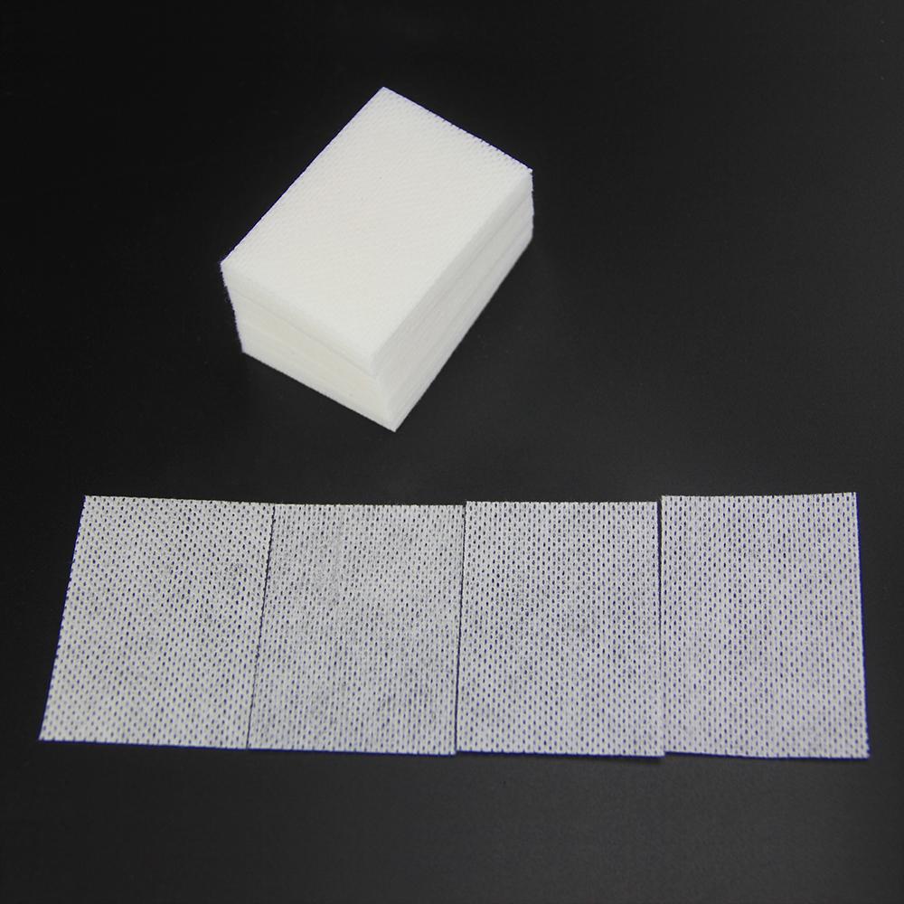 serviettes non pelucheuses pour la conception de photos au gel
