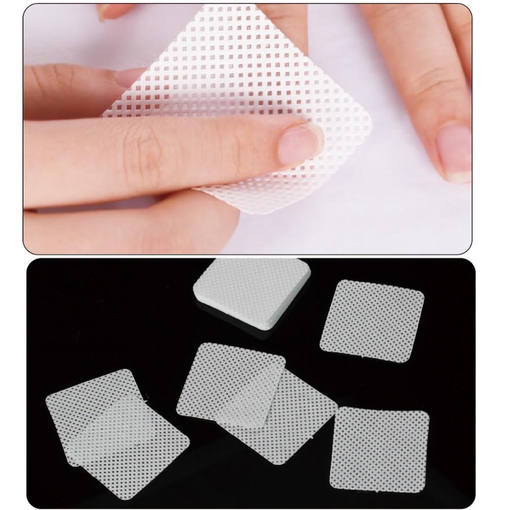 serviettes non pelucheuses pour les photos de polissage gel