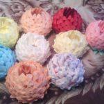 idées de conception de serviettes de lotus