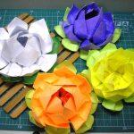 lotus de serviettes design design