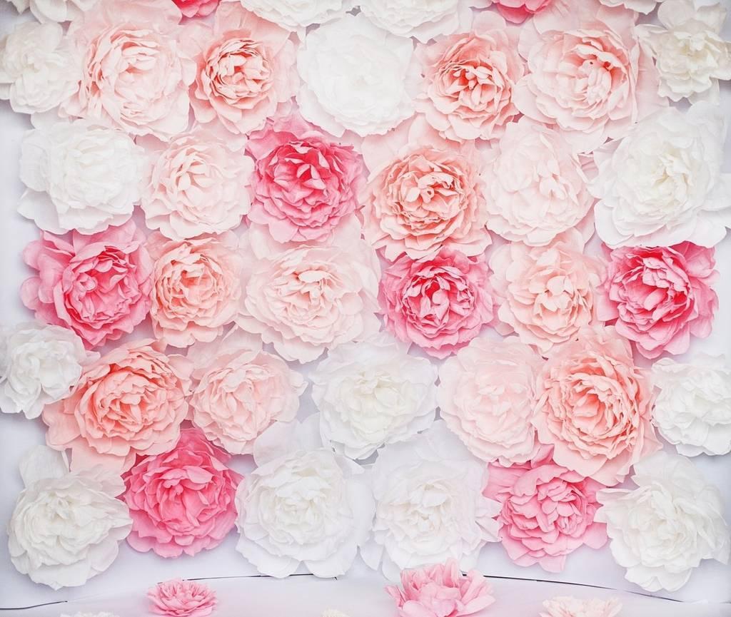 fleurs de serviettes