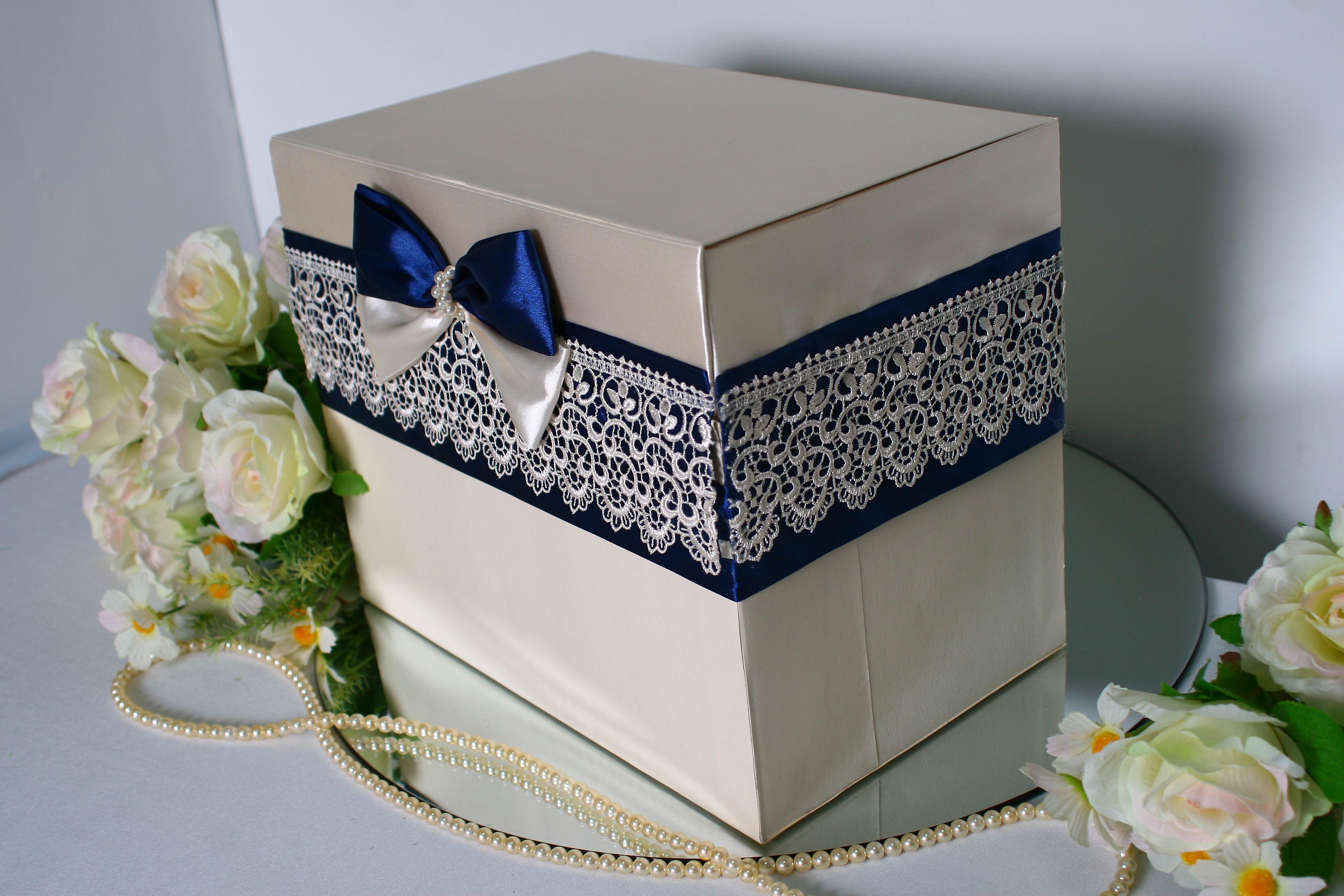 boîte de décoration belle