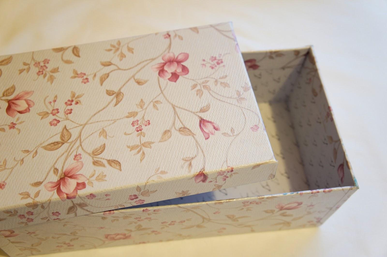papier peint boîte de décor