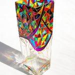 conception de décor de vase