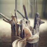 photo de décor de vase
