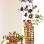 conception de photo de décor de vase
