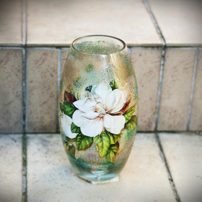 autocollants de vase