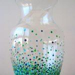décoration de vase