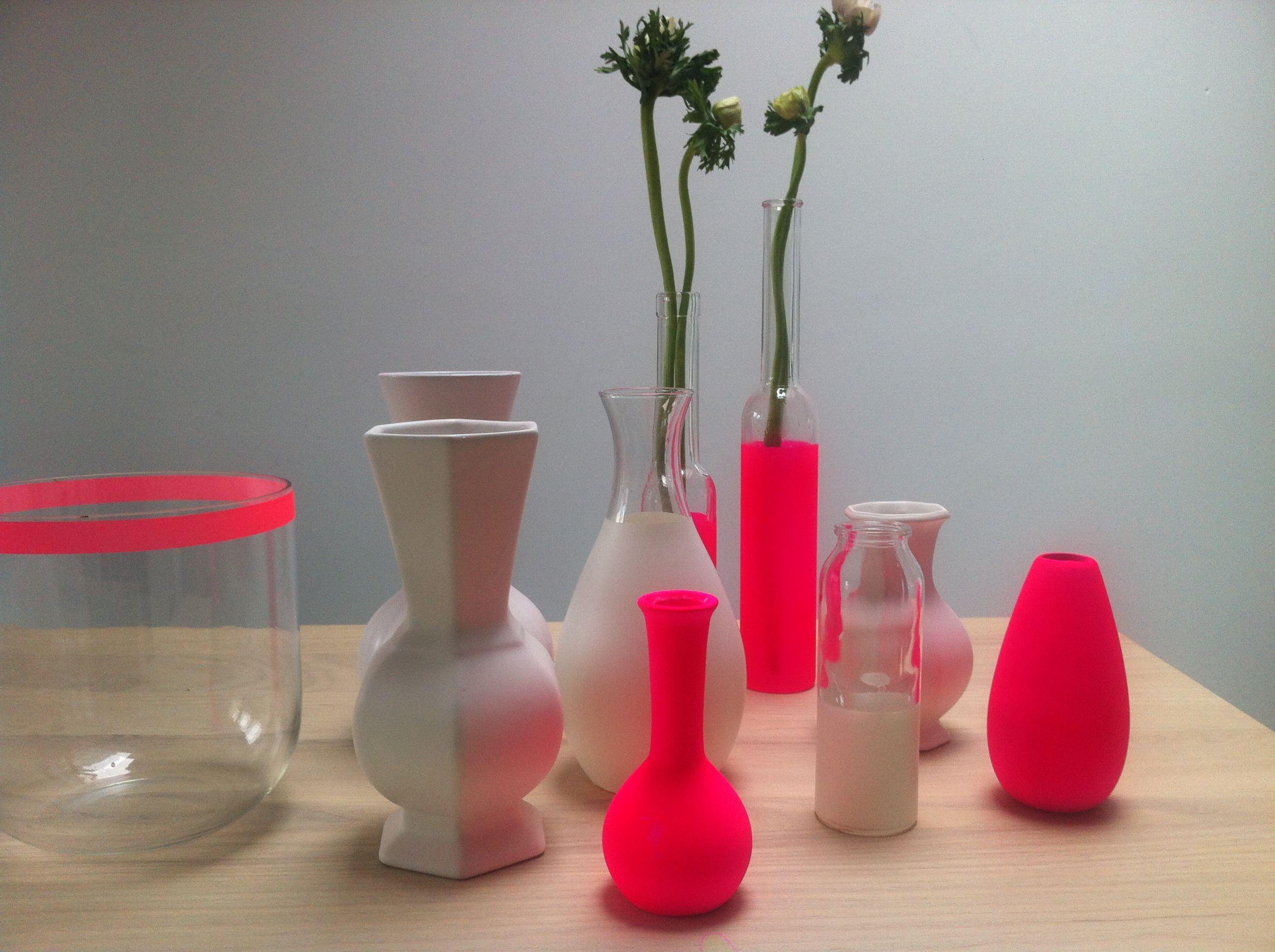 photo de coloration vase decor