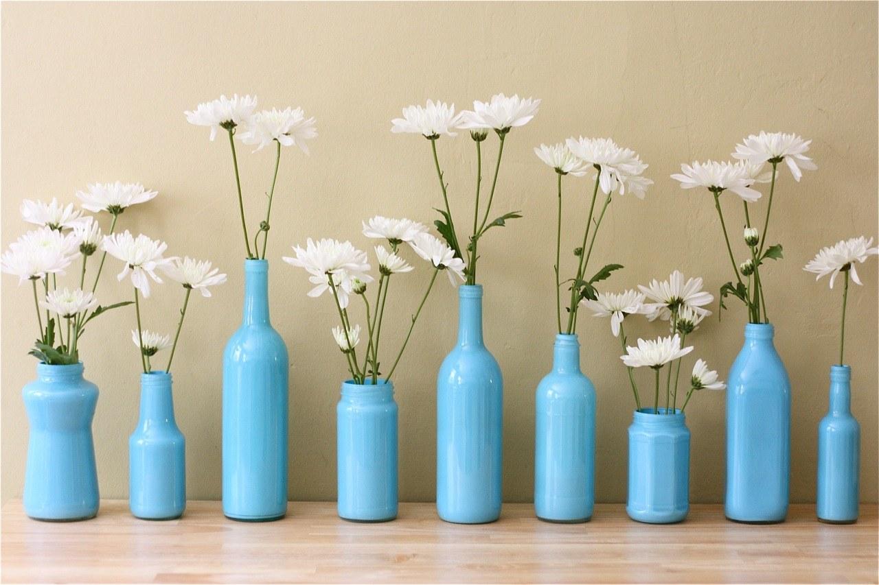 décor de vase souillé