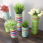 vases de décoration faites-le vous-même idées de design