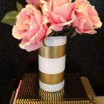 Décor de vase DIY photo