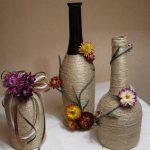 décoration vases DIY photo design