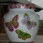 Options de photo bricolage décor vase