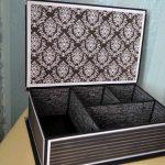 boîtes de décoration