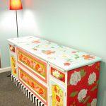 idées de design de meubles découpage