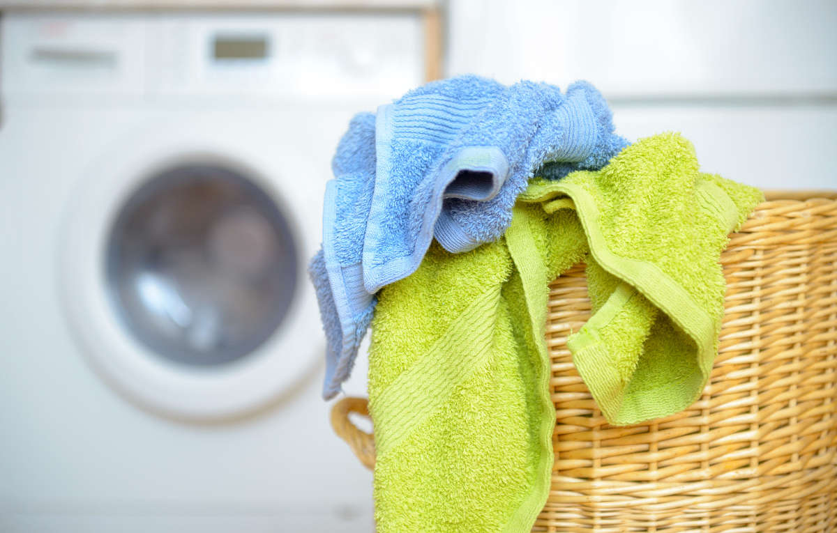 comment laver les idées d'essuie-tout