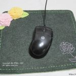 options de photo de tapis de souris d'ordinateur