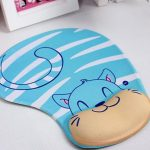 photo de conception de tapis de souris d'ordinateur