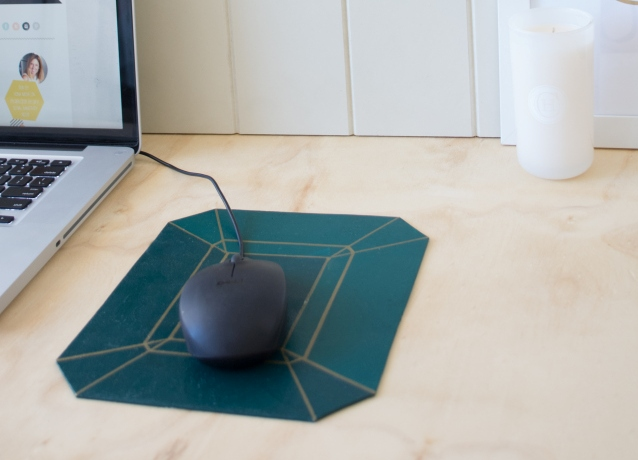 photo de tapis de souris d'ordinateur