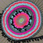 tapis fais-le toi-même de vieilles choses design