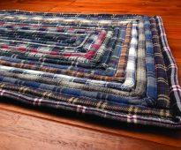 tapijten van oude dingen