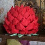 lotus de serviettes photo clairance