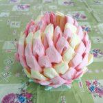 lotus d'idées de conception de serviettes