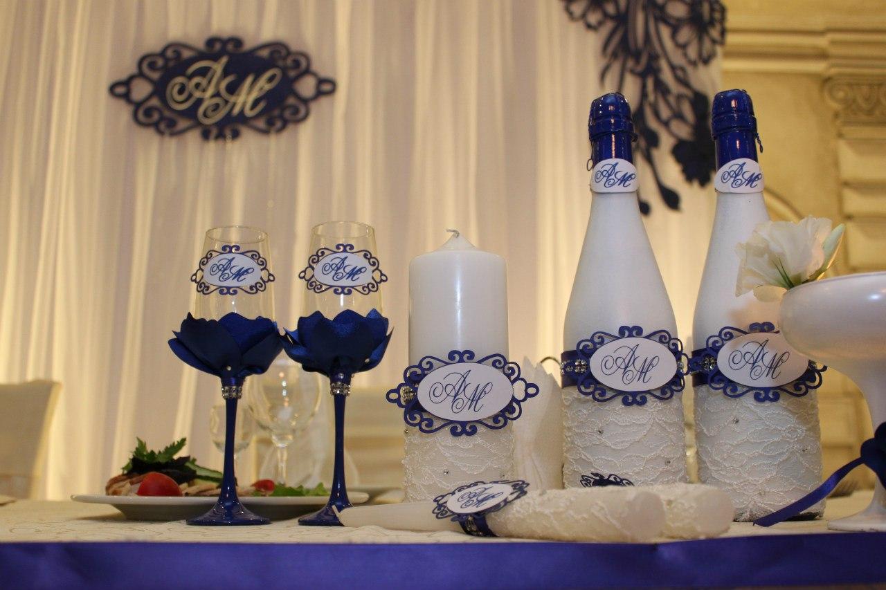 décoration de bouteilles de champagne pour des idées de décoration de mariage