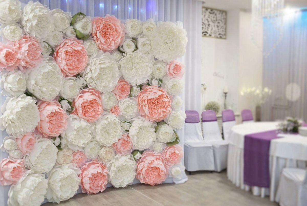 fleurs de serviettes pour photozone