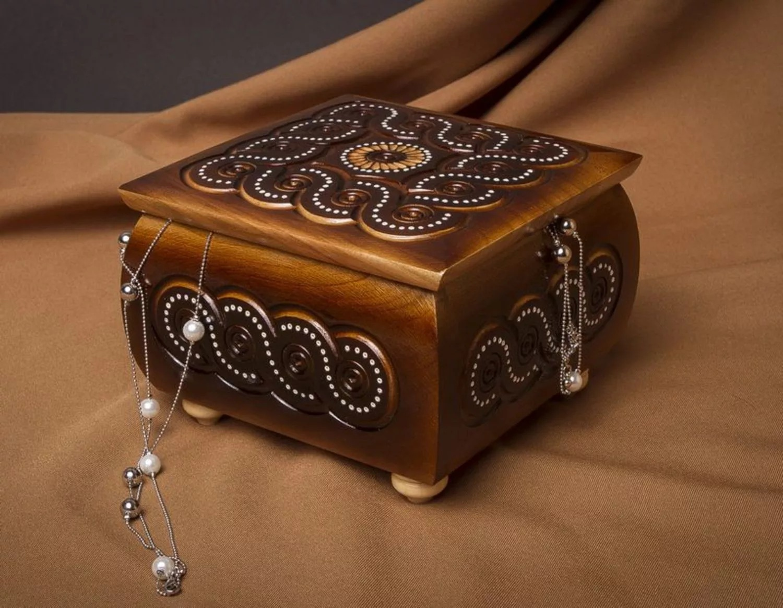houten kist met uw eigen handen