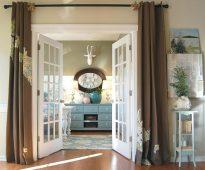 rideaux options intérieures