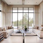 tulle pour vitres panoramiques exemples de photo