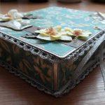 juwelendoos doe-het-zelf ontwerpideeën