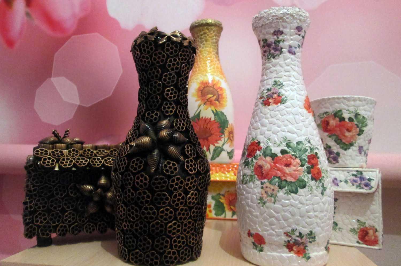 décoration de vase de pâtes