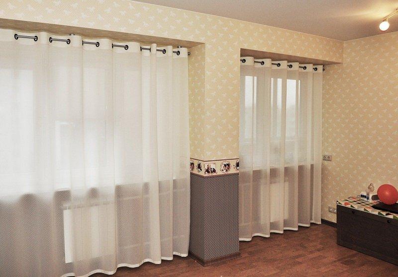 rideaux occultants pour la chambre