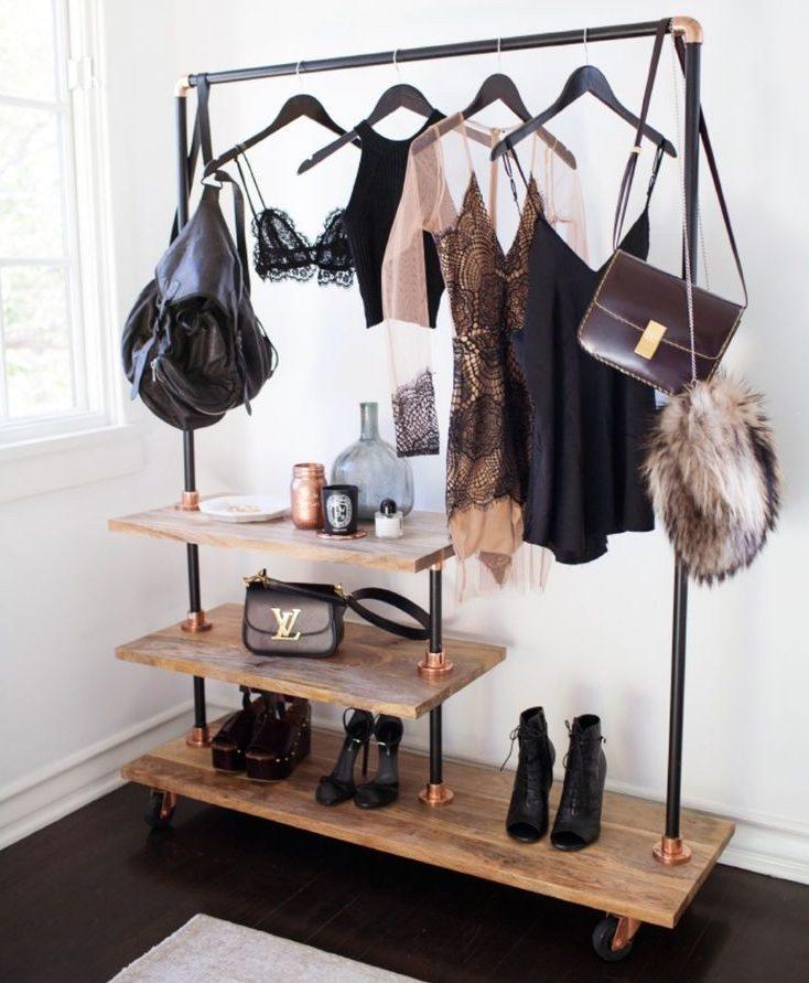 hanger doe-het-zelf ideeën voor fotodecoratie