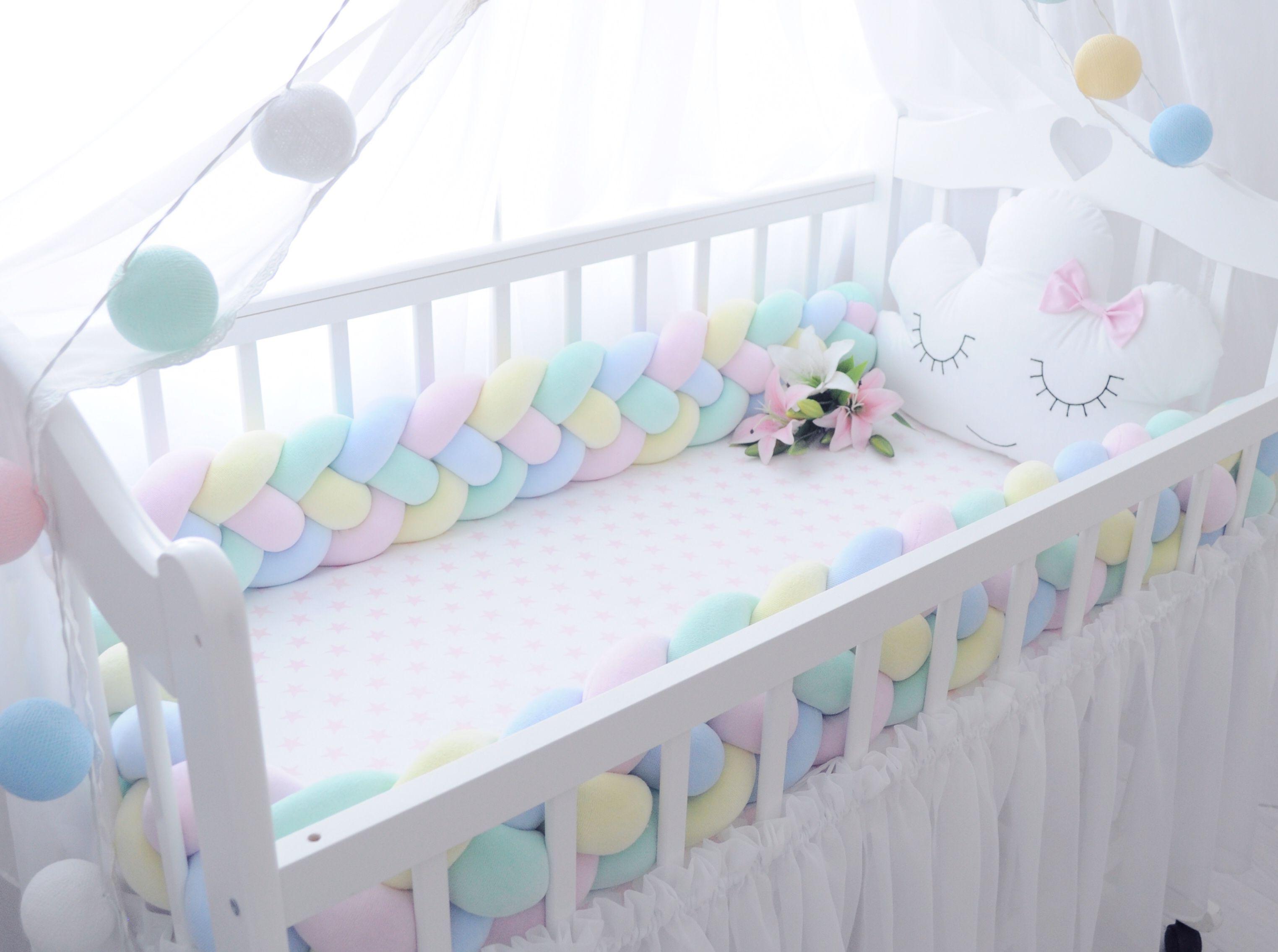 un côté dans un lit une tresse