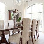 couvertures de chaise avec dos photos de décor