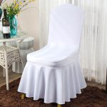 couvertures de chaise avec dos idées photo