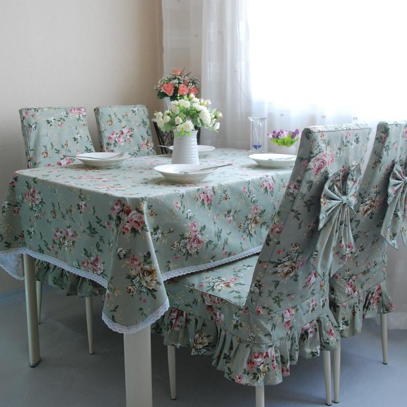housses de chaise avec idées de décoration de dossier