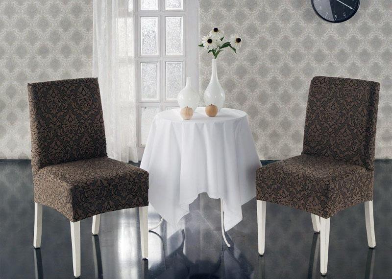 couvre-chaises avec idées de dossier