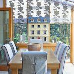 couvertures de chaise avec dos idées intérieures